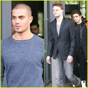 The Wanted: Fan Friendly After BBC Breakfast Appearance