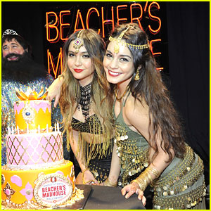 Vanessa Hudgens: Stella's 18th Birthday Party Pics!