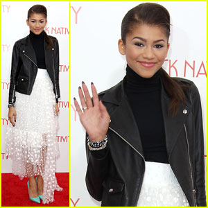 Zendaya: 'Black Nativity' NYC Premiere