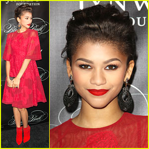 Zendaya: Keep A Child Alive Black Ball 2013