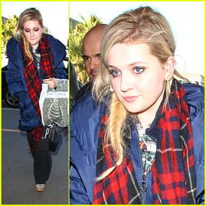 Abigail Breslin: Back to the Big Apple