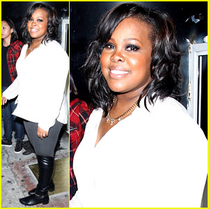 Amber Riley: Special Holiday Concert at The Roxy!