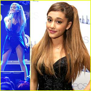 Ariana Grande Breaks 12 Million Twitter Followers After 93.3 FLZ's Jingle Ball 2013