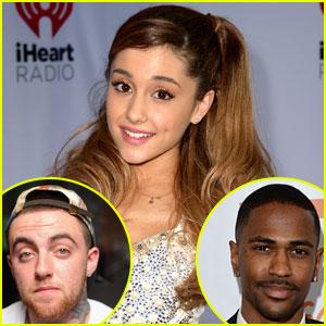 Ariana Grande: Mac Miller & Big Sean Surprise New Year's Rockin' Eve Performers! (Exclusive)