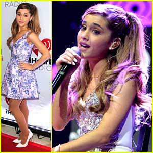 Ariana Grande: Y100's Jingle Ball 2013 Pics!