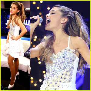 Ariana Grande: Z100 Jingle Ball 2013