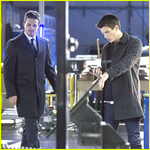 Grant Gustin: First 'Arrow' Appearance Tomorrow Night!