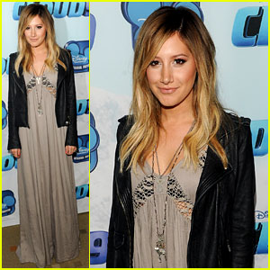 Ashley Tisdale: 'Cloud 9' Movie Premiere!