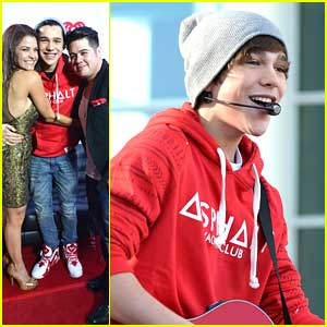 Austin Mahone: Aquafina FlavorSplash's New Digital & Brand Strategist