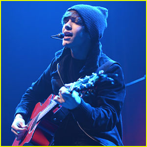 Austin Mahone: Z100 Jingle Ball Pre-Show Pics!