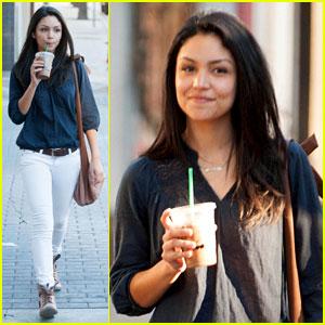 Bianca Santos: Shopping & Starbucks Sweetie