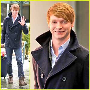 Calum Worthy: Home For the Holidays