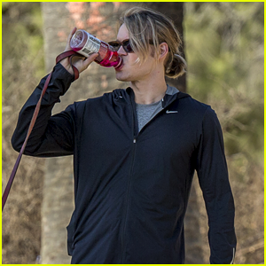 Chord Overstreet: Runyon Hike with Furry Friend