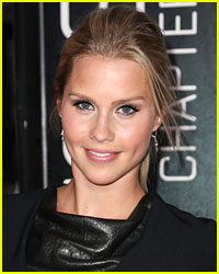 Claire Holt Steps Out with New Boyfriend
