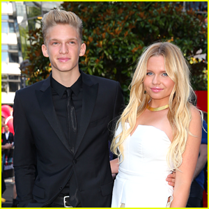 Cody Simpson: ARIA Awards with Sister Alli