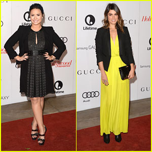 Demi Lovato & Nikki Reed: THR's Women In Entertainment Breakfast
