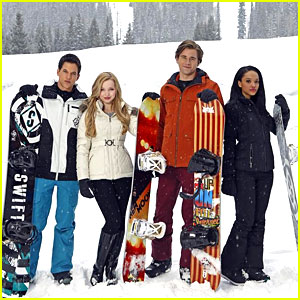 Dove Cameron & Luke Benward: 'Cloud 9' Premieres January 17th!