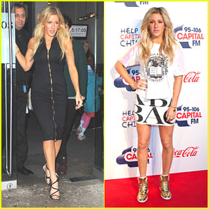 Ellie Goulding: Capital FM's Jingle Bell Ball 2013