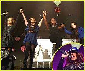 Fifth Harmony: Seattle KISS FM Jingle Ball 2013