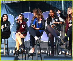 Fifth Harmony: 93.3 FLZ Jingle Ball Pics!