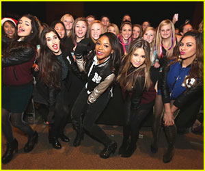 Fifth Harmony: 101.3 KDWB Jingle Ball 2013 in St. Paul!
