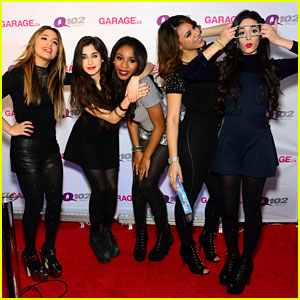 Fifth Harmony: Q102's Philly Jingle Ball Performers!