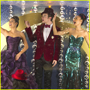 It's Christmas on 'Glee' Tonight!