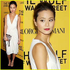 Jamie Chung: 'Wolf of Wall Street' Premiere
