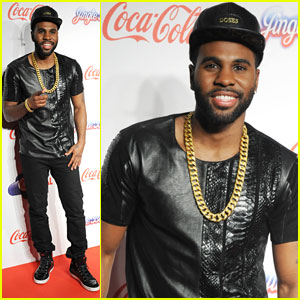 Jason Derulo: Capital FM Jingle Bell Ball 2013
