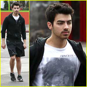 Joe Jonas: Cheebo Lunch