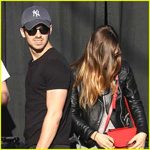 Joe Jonas: Lunch with Jesse Metcalfe