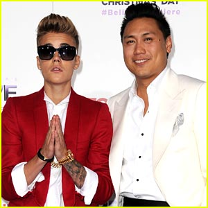 Jon M. Chu Talks Justin Bieber: 'He's Not as Bad as the Paparazzi Portray Him to Be'
