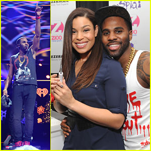 Jordin Sparks & Jason Derulo: Z100 Jingle Ball 2013