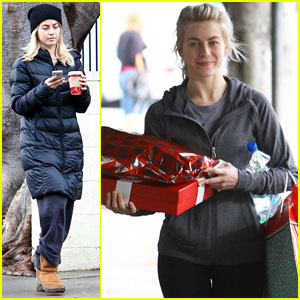 Julianne Hough: Christmas Gifts Galore!