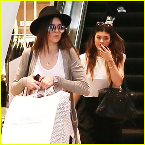 Kylie & Kendall Jenner: Personal Shopping Pair