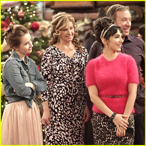 Molly Ephraim Play Secret Santa in 'Last Man Standing' Tonight