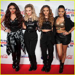 Little Mix: Captiol FM's Jingle Bell Ball Performers!