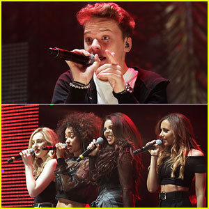 Little Mix & Conor Maynard: Radio City Live Performers!