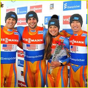 2014 Sochi Winter Olympics: Meet The Luge Team!