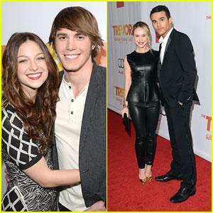 Melissa Benoist & Becca Tobin: TrevorLive 2013 with Blake Jenner & Jacob Artist