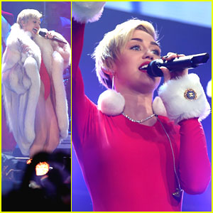 Miley Cyrus: MTV's Best Artist of The Year!