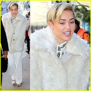 Miley Cyrus To Perform at New Year�s Rockin� Eve with Ryan Seacrest 2014