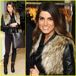 Nikki Reed: A Parker Party Attendee!