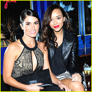 Nikki Reed & Ashley Madekwe: bebe's No Resolution, No Regrets Party Pair