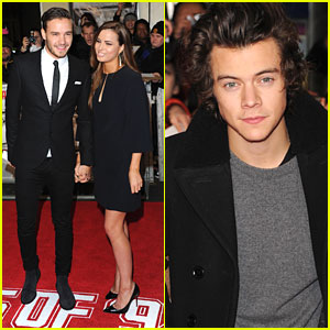 Liam Payne & Sophia Smith Walk First Red Carpet at 'Class of 92' Premiere!