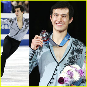 Patrick Chan Takes Silver at Grand Prix Final 2013