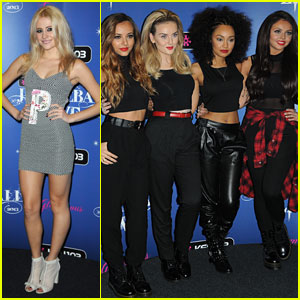 Pixie Lott & Little Mix: Manchester Jingle Ball 2013