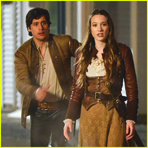 Sophie Lowe & Peter Gadiot: Once Upon A Time in...Storybrooke!