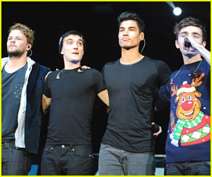 The Wanted's Siva Kaneswaran: B96 Jingle Bash 2013 After Engagement News