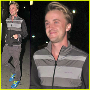 Tom Felton: 'In Secret' Trailer with Elizabeth Olsen!